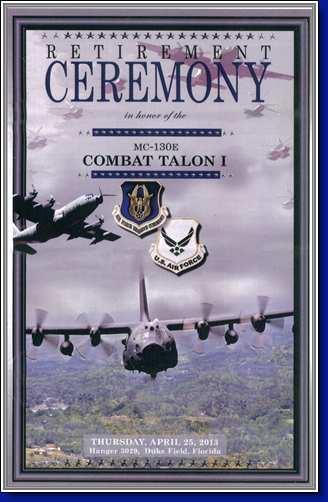 Air Force Retirement Program Template